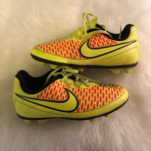 Nike Soccer Cleats child size 3